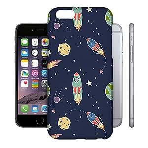 Phone Case For Apple iPhone 6 - Space Flight Back Hardshell