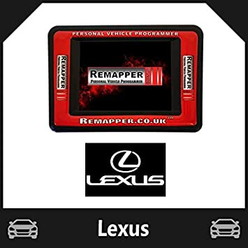 Lexus Customized OBD ECU Remapping, Engine Remap & Chip
