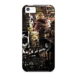 High Quality CQa24451gcld Rorschach In Watchmen Cases For Iphone 5c