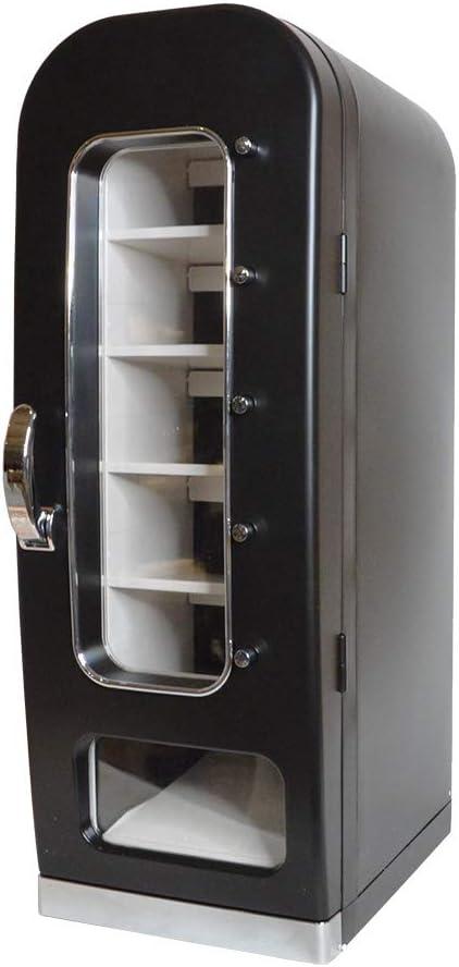 THANKO インテリアにもなる自動販売機型保冷庫「俺の自販機」 SCSMVMFH