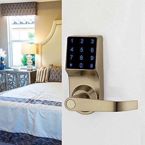 Colosus Ndl319 Keyless Electronic Digital Smart Door Lock
