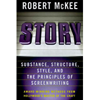 Story: Style, Structure, Substance, and the Principles of Screenwriting book cover