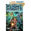 No Aliens Allowed (Flight Knights, Book 1)