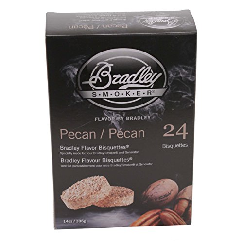 bradley smoker bisquettes pecan - 3