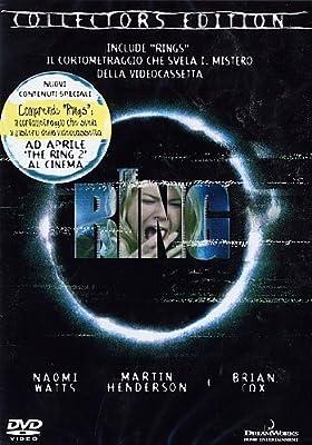 The Ring (2002) (CE) [Italia] [DVD]: Amazon.es: Jane Alexander, Brian Cox, Martin Henderson, Naomi Watts, Hans Zimmer, Gore Verbinski, Jane Alexander, Brian Cox: Cine y Series TV