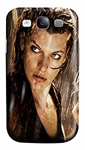 Samsung Galaxy S3 I9300 Cases & Covers Resident Evil Custom PC Hard Case Cover for Samsung Galaxy S3 I9300