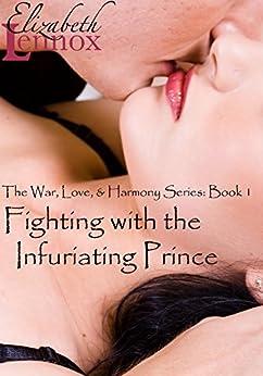 Fighting Infuriating Prince Love Harmony ebook