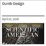 Dumb Design | David Pogue