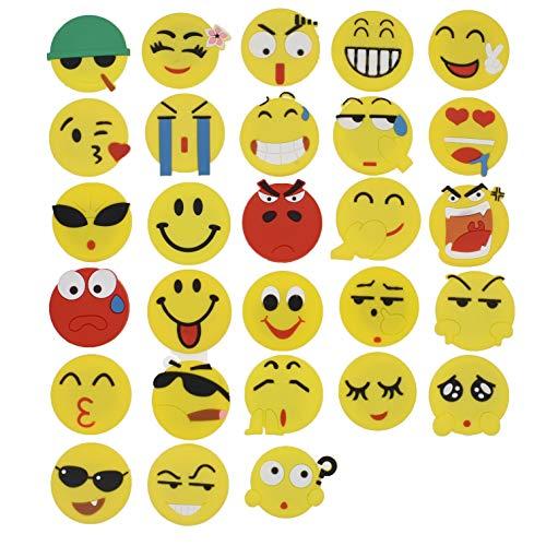fridge magnets faces - 8