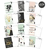 Carpe Diem Beautiful A5 Monthly Planner Inserts