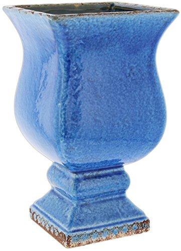 Vases Blue Pedestal (Lucky Winner 9.5