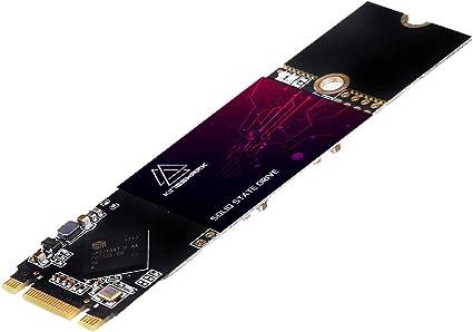 KingShark SSD M.2 2280 120GB Ngff SSD 80MM SATA III 6Gb/s Unidad ...