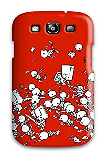 Hot Snap-on Funny Hard Cover Case/ Protective Case For Galaxy S3