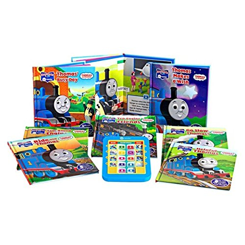 Thoma's and Friends Electronic Reader and 8 Book Library