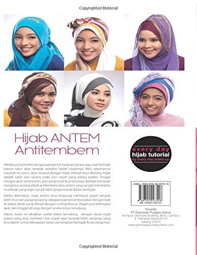 Hijab Antem - Antitembem (Indonesian Edition): Everyday Hijab Tutorial: 9789792297546: Amazon.com: Books