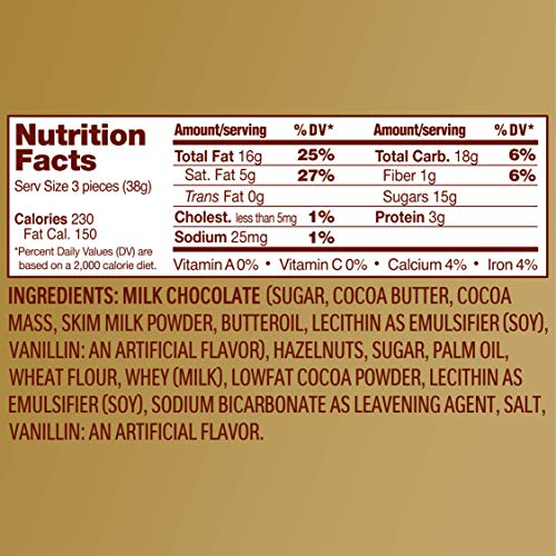 Ferrero Rocher Fine Hazelnut Chocolates, 21.1 Oz, 48 Count by Ferrero Rocher (Image #2)
