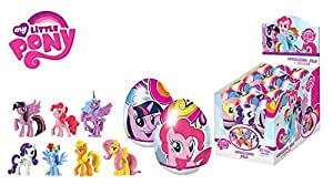 """""""MY LITTLE PONY"""" Chocolate eggs with a surprise 6/24, 20g."""