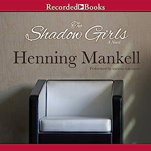 The Shadow Girls Audiobook