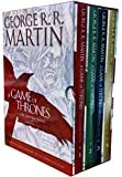 A Game of Thrones Graphic Novel 4 Books Collection Box Set By George R.R. Martin