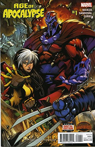 Age Of Apocalypse (2nd Series) #1 VF/NM ; Marvel comic for sale  Delivered anywhere in USA