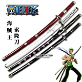 ONE PIECE Roronoa·Zoro 4 swords with sheath weapon Cosplay Prop