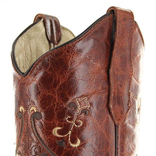 Bootsl5063 Western Stivali Marrone Donna Corral vdfA1nqwA