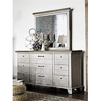 Amazon.com: Global muebles Riley (1621) en el pecho, color ...