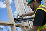 """Hitachi NR83A5 3-1/4"""" Plastic Collated Framing Nailer with Rafter Hook"""