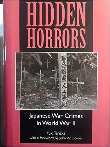 Amazon com: Hidden Horrors: Japanese War Crimes In World War