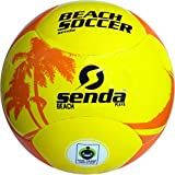 Senda Playa Beach Soccer Ball, Size – 5 (Ages 13 -Adult)
