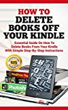 How To Delete Books off Your Kindle