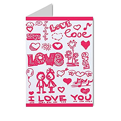 Valentine day greeting card love is in the air valentines card valentine day greeting card love is in the air valentines card gifts6078 greeting card for valentine m4hsunfo