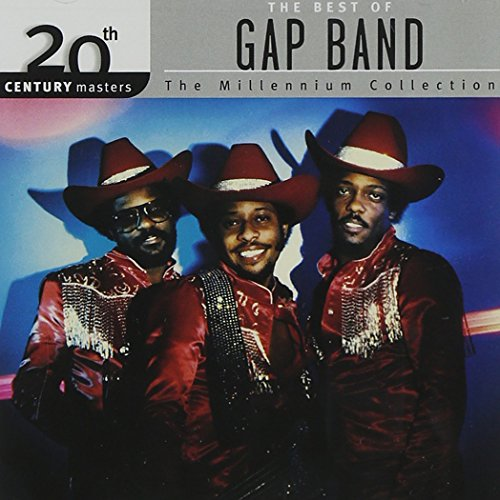 The Gap Band - The Best Of Gap Band The Millennium Collection - Zortam Music