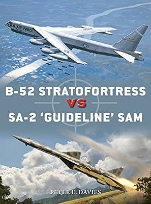 """B-52 Stratofortress vs SA-2 """"Guideline"""" SAM: Vietnam 1972–73 (Duel)"""