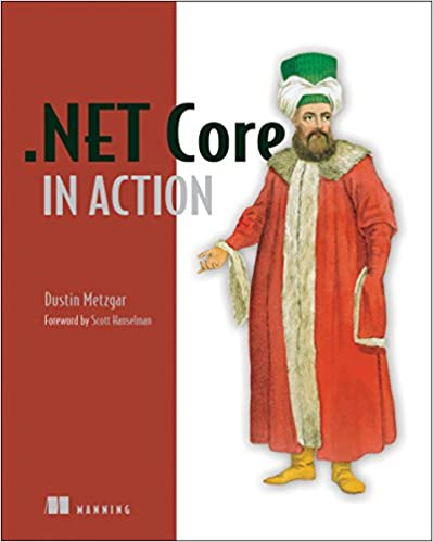 .NET Core in Action