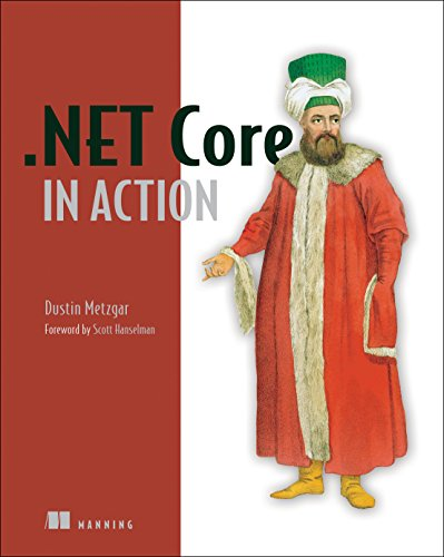 .NET Core in Action by Manning Publications