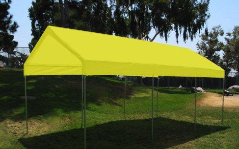20' x 50' Heavy Duty Yellow Tarp