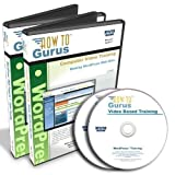 wordpress program - WordPress Website Software Tutorial and WordPress Projects on 2 DVDs
