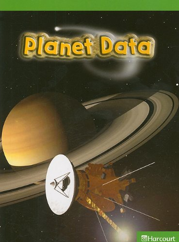 Science Leveled Readers: Above-Level Reader Grade 5 Planet Data ebook