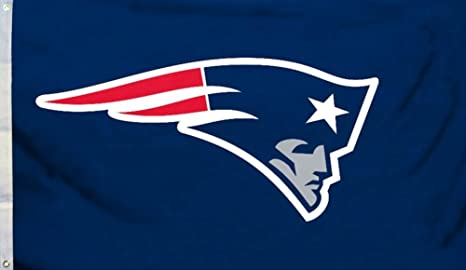 6a906b87 Wincraft NFL New England Patriots 3' x 5' Team Logo Flag