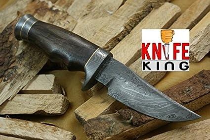 Amazon.com: King Desert Storm cuchillo de Damasco cuchillo ...