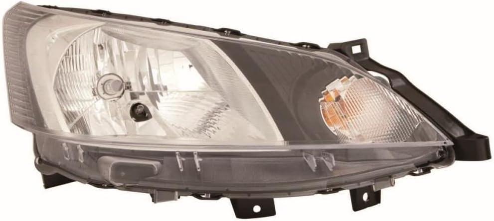 Headlight RH//OS Drivers Headlamp