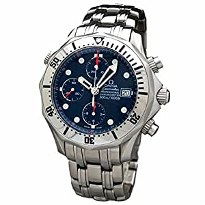 Omega Seamaster swiss-automatic male Watch 2598.80 (Certified Pre-owned)