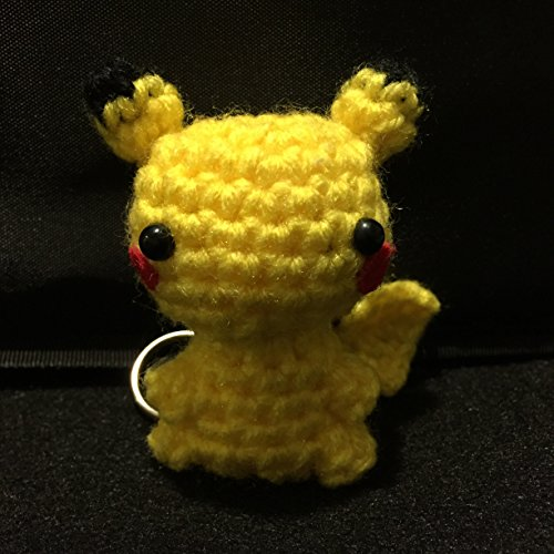 27 Pokemon Crochet Patterns | AllFreeCrochet.com | 500x500