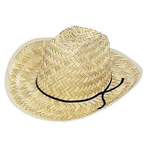 Unique 6588 Adult Cowboy Hat