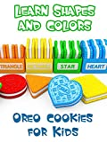 Learn Shapes and Colors - Oreo Cookies for Kids