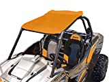Polaris RZR XP 900/1000 Aluminum Roof 2 Seats Orange