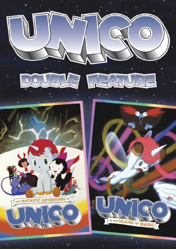 Fantastic Adventures of Unico / Unico in Island by Eastern Star