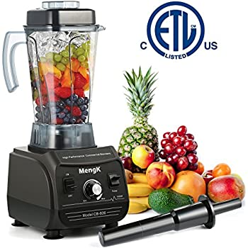 Amazon Com Mengk Smoothies 1500w 2000w Blender For Shakes