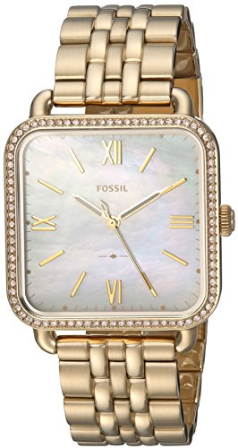 Fossil Women's 'Micah' Quartz Stainless Steel Casual Watc...